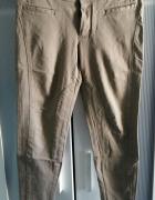 Spodnie bryczesy jasne...