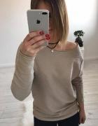 Bluza one size luźna