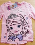 Bluzka Sofia disney 3 4 lata