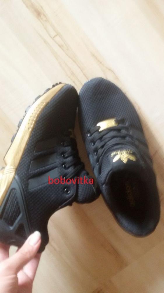 adidas zx flux damskie czarno zlote gdzie kuipic