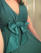 sukienka wesele turkus M