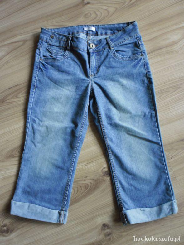Spodnie Jeansy Pormod 36