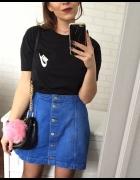 TopShop piękna bardzo modna spódnica jak nowa