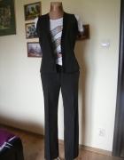 spodnie z kamizelką komplet Simple 36 38...