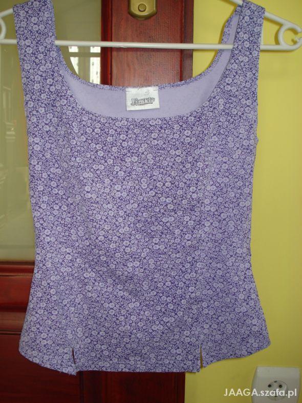 Bluzki Gorsetowa bluzeczka Pimkie 36 38