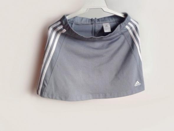 Spódnice spódnica mini midi adidas szara XS S