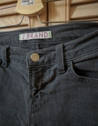 J Brand szare dżinsy