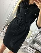 Sukienka koszula