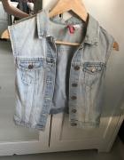 Kamizelka jeansowa H&M...