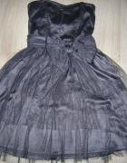 Sukienka Tiul Gorsetowa XSS