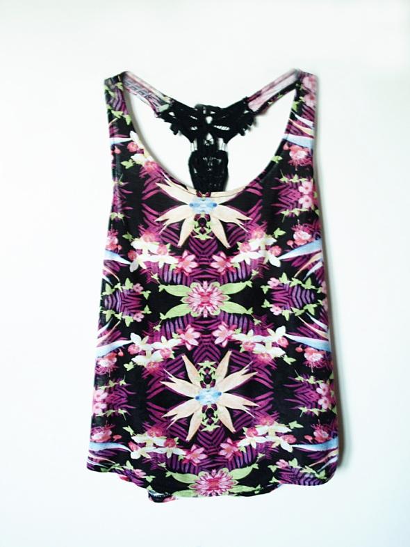 Bluzeczka Tally Weijl r 36 bluzka na ramiączkach