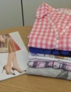 Zestaw 9 bluzeczek ZARA C&A H&M SMYK roz 164...