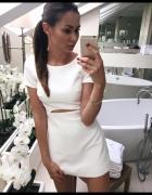 Sukienka Zara biała...