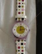 Oryginalny markowy zegarek Swatch...