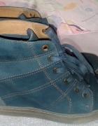 Sneakersy Lasocki...