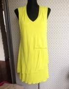 Luisa Ceran sukienka limonka