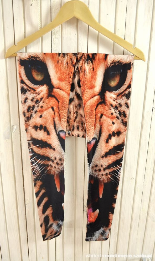 legginsy tiger