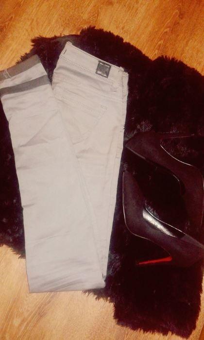 Spodnie Szare rurki rozmiar XXS