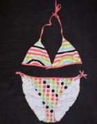 Bikini dwuczęściowy strój kąpielowy Bon Prix 44 46