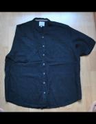 czarna koszula XXXL...