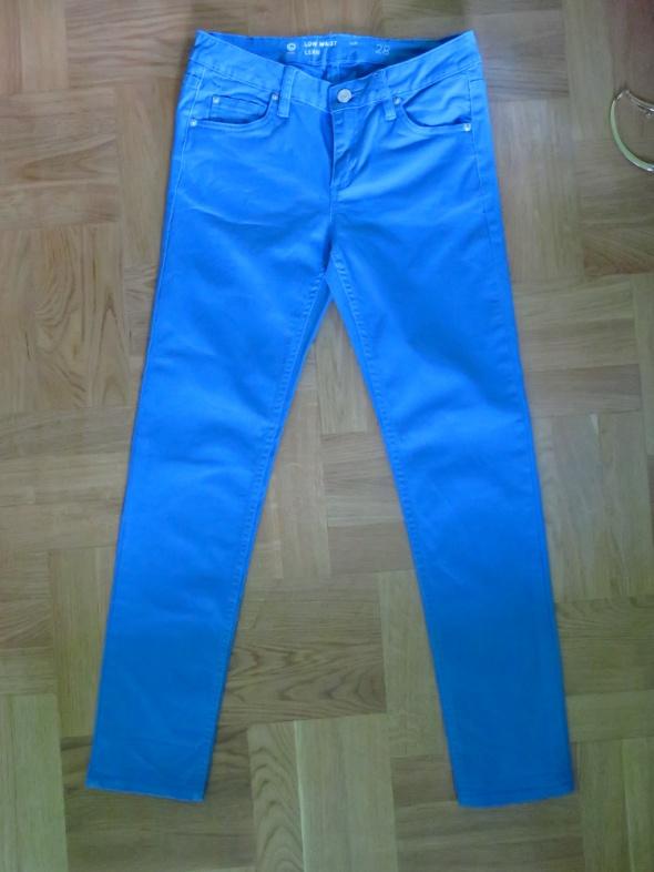 Spodnie Spodnie rurki denim CUBUS rozmiar 28 błękitne