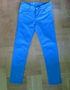 Spodnie rurki denim CUBUS rozmiar 28 błękitne