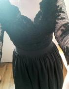 Czarna suknia...
