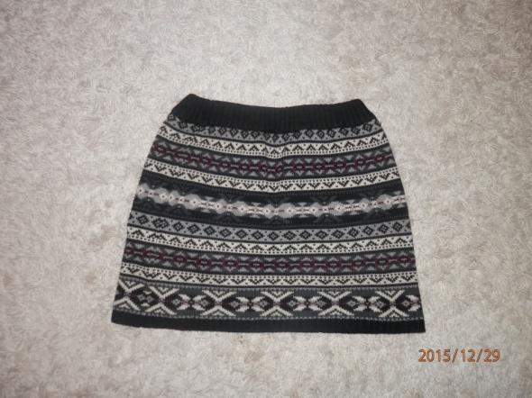 Spódnice spódniczka rozm s azteckie wzory