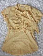 Żółta bluzka Dykon r 38...