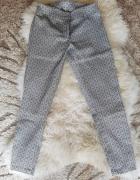Spodnie ze wzorami