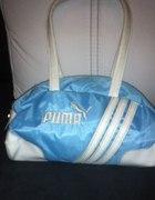 Niebieska torba PUMA...