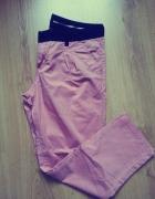 Spodnie na lato Bershka roz 40