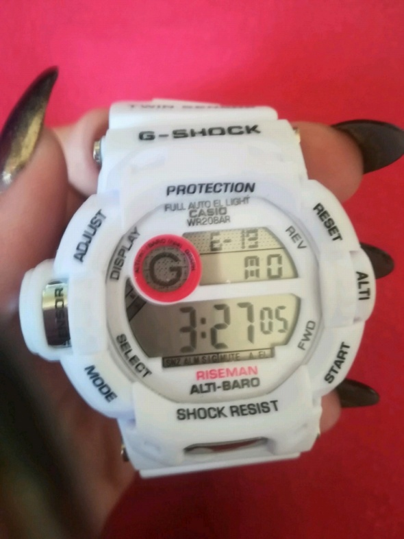 Zegarki G shock nowy