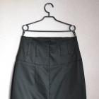 Ołówkowa spódnica z wysokim stanem elegancka 38