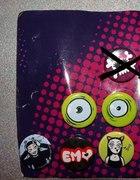 Broszki EMO
