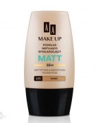 PODKŁAD AA MAKE UP MATT 105 SAND