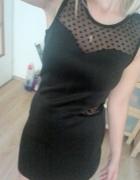 seksowna mała czarna