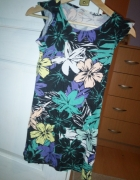Kolorowa bluzka dla nastolatki wzrost 146 152cm