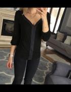 czarna bluzeczka xs s...