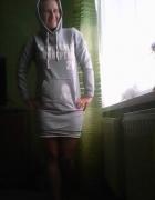 sukienka dresowa...