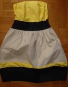sukienka gorsetowa 36