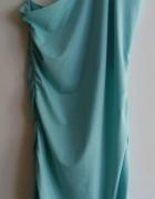 Sukienka na jednoramię rozm S Bik Bok