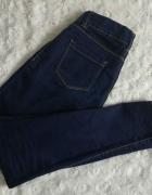 jeansowe rurki xxs xs