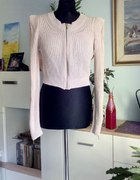 sweterek zip top shop s m