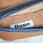 Dune London mokasyny baleriny nowe