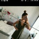 Khaki sukienka kopertowa s m przekladana