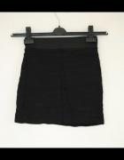 czarna spódnica lefties s