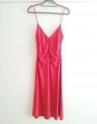 Czerwona sukienka Tiffi...