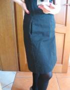 Spódnica spódniczka stefanel 34 xs czarna