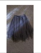 Spódnica szara tiulowa uniwersalna
